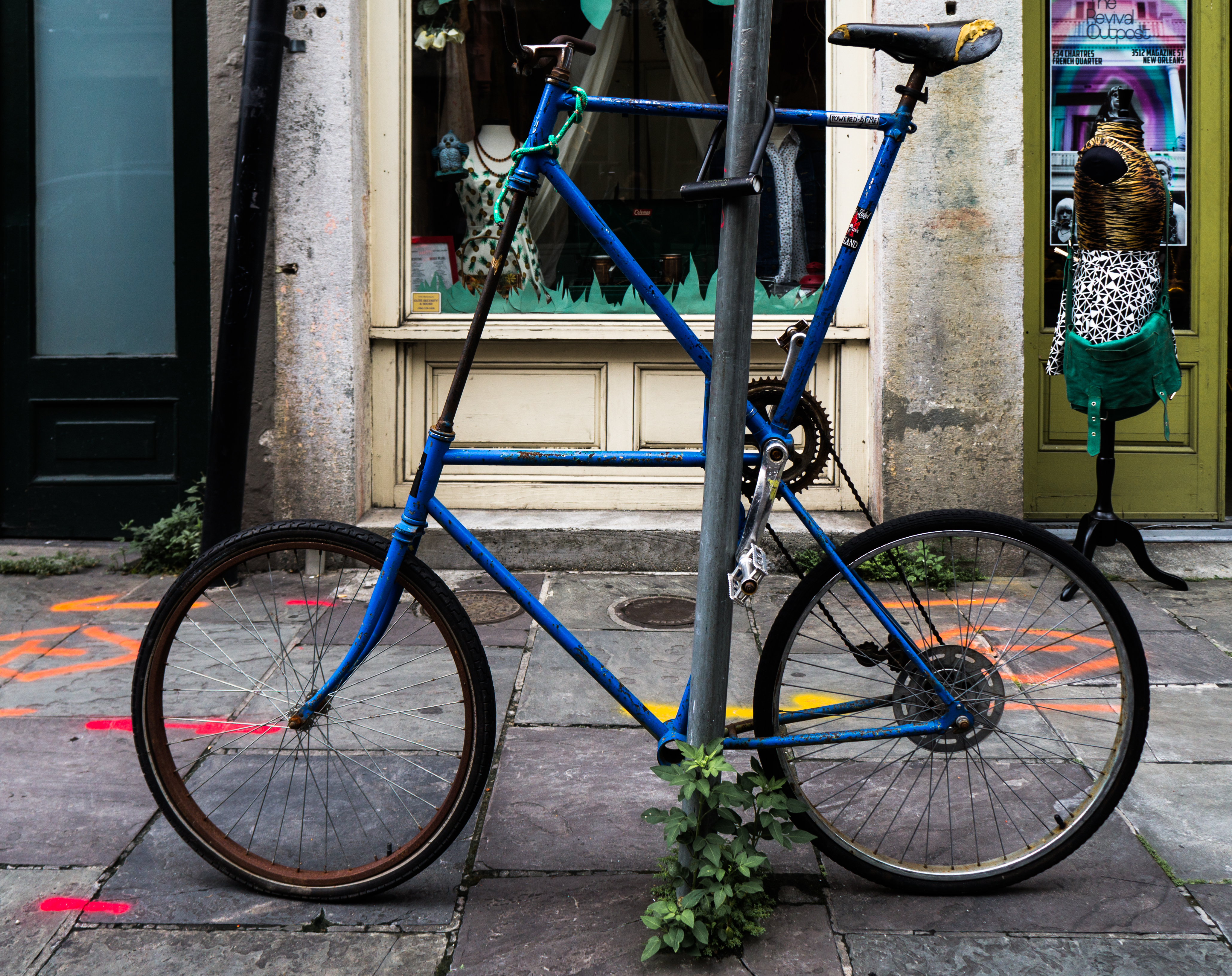 Tall Bike from New Orleans